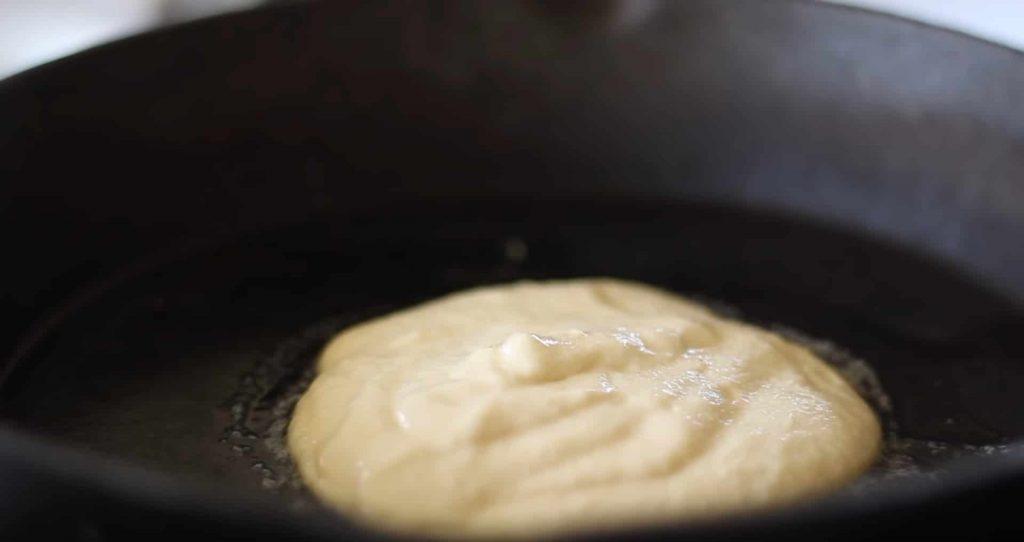 Американские панкейки на молоке — пошаговый рецепт, шаг 6