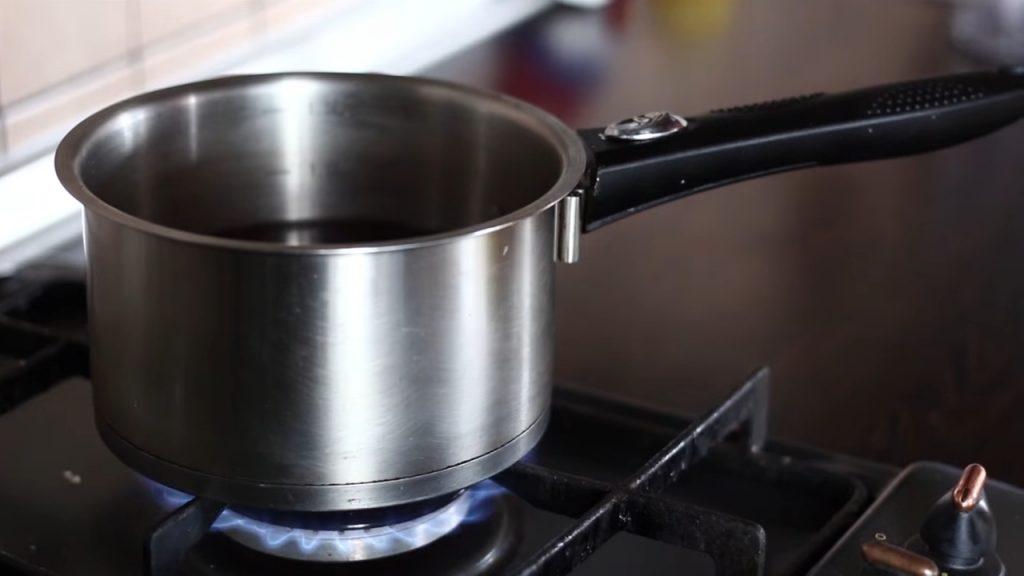 Желе из вишен — пошаговый рецепт, шаг 3