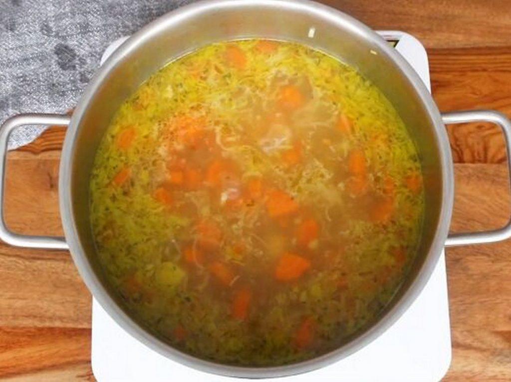 Финский рыбный суп — пошаговый рецепт, шаг 3