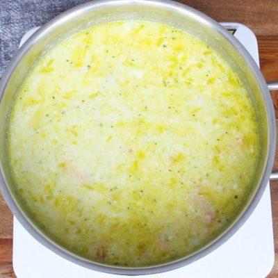 Финский рыбный суп — пошаговый рецепт, шаг 4