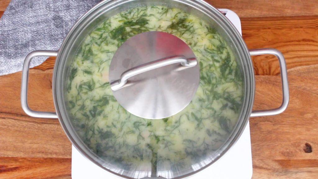 Финский рыбный суп — пошаговый рецепт, шаг 5