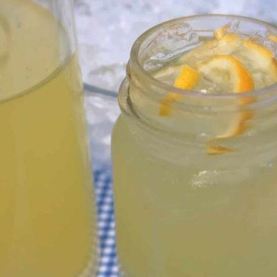 Лимонад - пошаговый рецепт, основное фото
