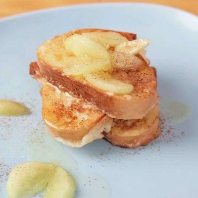 Тартин - пошаговый рецепт, основное фото