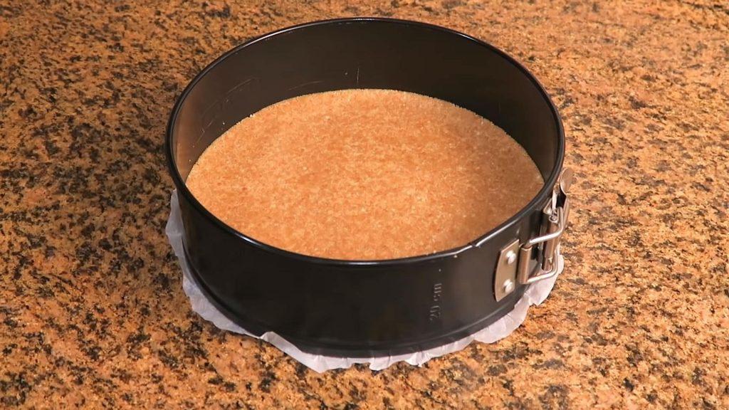 Чизкейк из творога с желатином — пошаговый рецепт, шаг 4