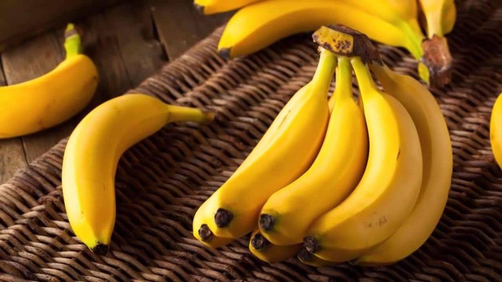 Ночные перекусы - бананы