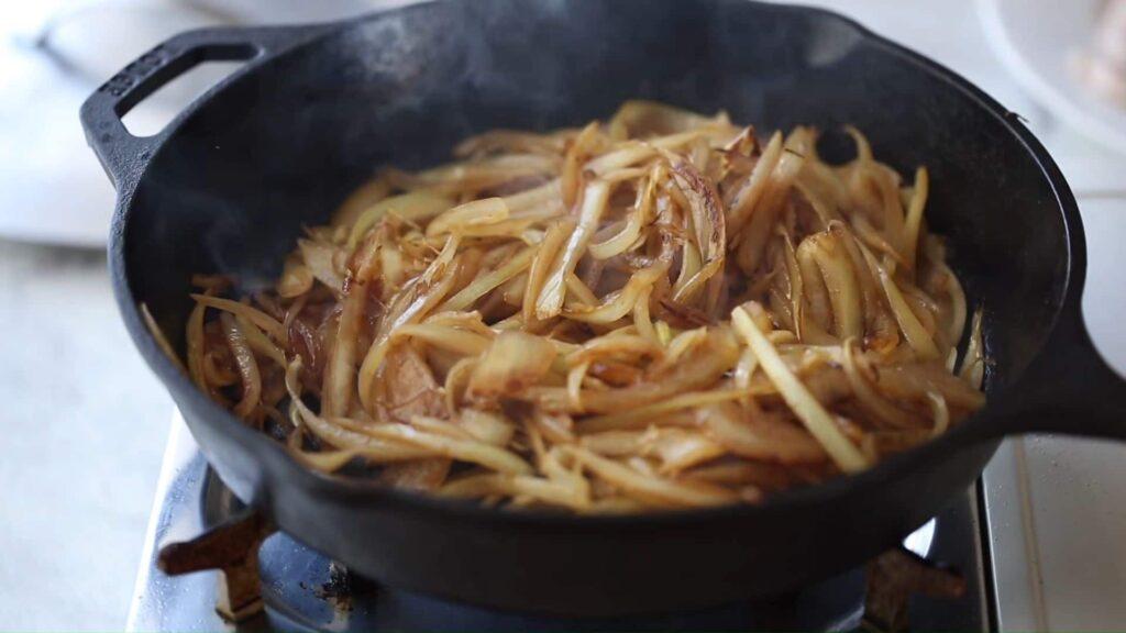 Бургер с курицей — пошаговый рецепт, шаг 2