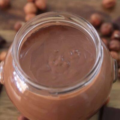 Домашняя нутелла - пошаговый рецепт, основное фото