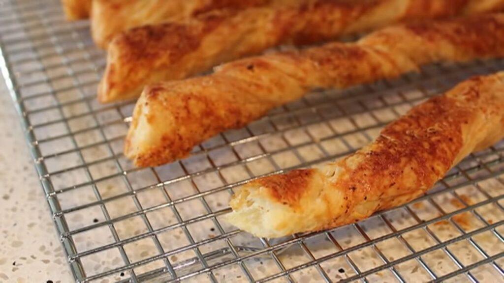 Сырные палочки — пошаговый рецепт, шаг 8