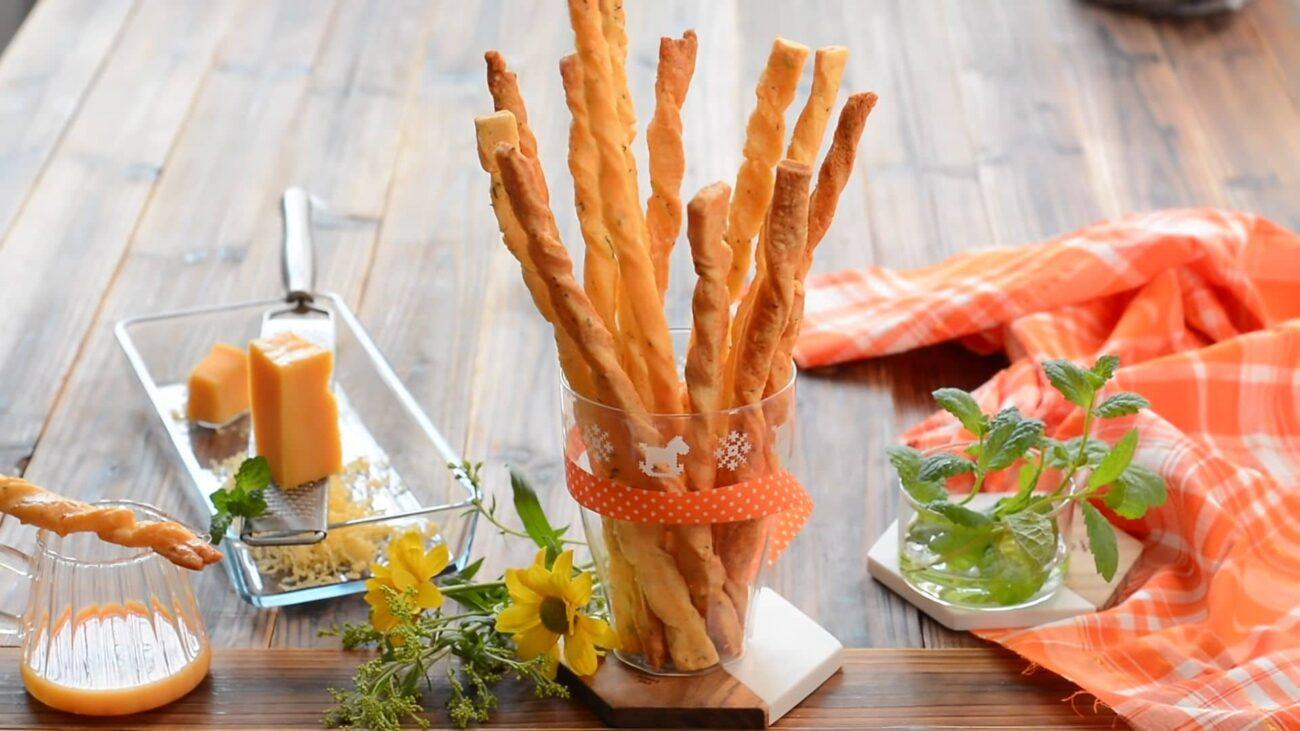Сырные палочки — пошаговый рецепт, основное фото