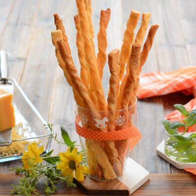 Сырные палочки - пошаговый рецепт, основное фото 1