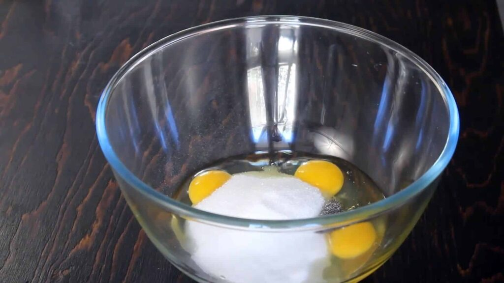 Торт Зебра — пошаговый рецепт, шаг 2