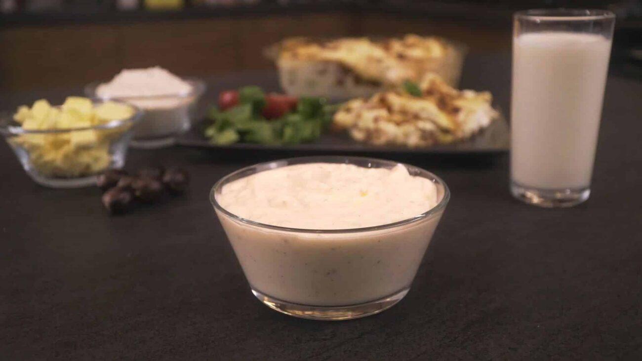 Соус бешамель — пошаговый рецепт, основное фото