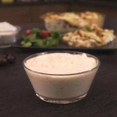 Соус бешамель - рецепт с фото, основное фото