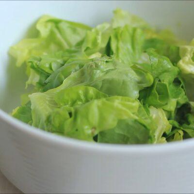 Салат с тунцем — пошаговый рецепт, шаг 1